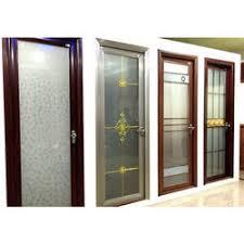 Exterior Aluminum Doors Aluminium Door In Lucknow Uttar Pradesh Manufacturers