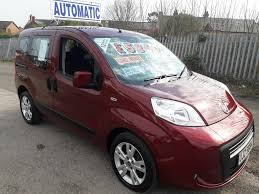 fiat qubo 1 2 multijet mylife dualogic 5dr semi automatic for sale