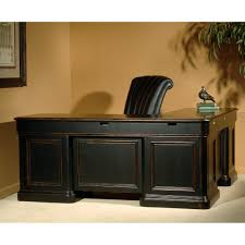 Realspace Warranty by Buy Office Executive L Desk By Hekman From Www Mmfurniture Com
