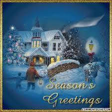 seasons greetings messages