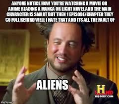 Youre Retarded Meme - ancient aliens meme imgflip