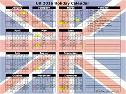bank holidays 2016 in the uk for united kingdom calendar