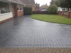 Driveway And Patio Company The Driveway And Patio Company Imprinted Concrete Driveway