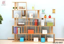 Desktop Bookshelf Ikea Bookcase Pure Solid Wood Desktop Computer Desk Bookcase