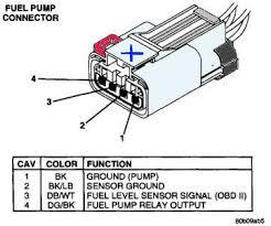 1998 dodge ram fuel pump electrical connection 1998 dodge ram v8