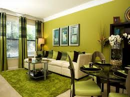 Best Color Curtains For Green Walls Decorating Living Room Julie Bidwell Wall Living Room Green Paint