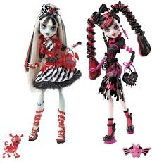 all about monster high dolls december 2013