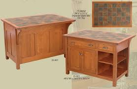mission kitchen island brookline mission island 801 ohio hardwood furniture