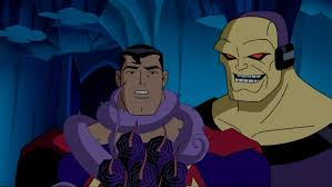 justice league unlimited mongul dc animated universe fandom powered by wikia