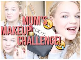 Challenge Lush Only Using My S Makeup Challenge Lush