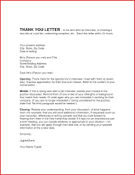thank you letter to the employer choice image letter format examples