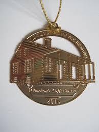 ornament charlton s 2010 coffee house colonial williamsburg ebay