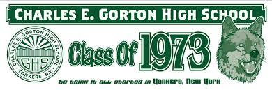 high school reunion banners gorton high school yonkers new york class of 1973 reunion