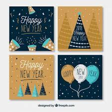 imagenes graciosas año nuevo 2018 tarjetas graciosas de año nuevo 2018 hechas a mano descargar