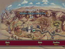 Disney Springs Map Disney U2022pixar Cars Screenshots For Macintosh Mobygames