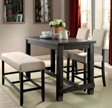 Counter Height Dining Room Sets Ii Antique Black Counter Height Dining Room Set