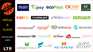 free prepaid debit cards top 20 and plastic prepaid debit cards for hassle free