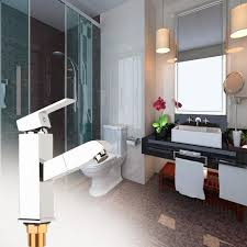spray hose bathroom basin sink shower spout tap faucet bibcock