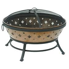 Fire Pit Logs by Exterior Design Enchanting Bronze Landmann Crossfire Fire Pit For