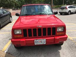 red jeep cherokee file jeep cherokee xj limited red gateway arch 5 jpg wikimedia