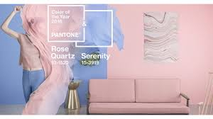 Pantone Color Blue Pantone Color Of The Year 2016 Rose Quartz U0026 Serenity