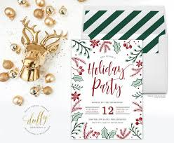 Christmas Party Invitations Pinterest - 71 best holiday invites u0026 cards images on pinterest christmas