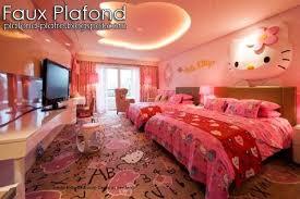 le de plafond pour chambre plafond pour chambre des filles faux plafond design et déco
