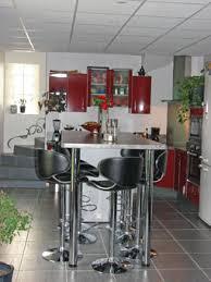 bar pour cuisine ouverte table bar pour cuisine ouverte idée de modèle de cuisine