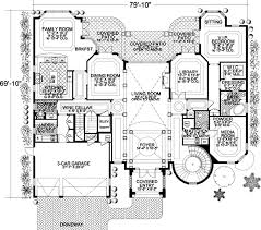 italian style house plans plan 37 198 - Italian Style House Plans