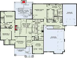 floor plans with great rooms craftsman home with vaulted great room 60631nd architectural