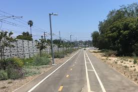 Good West Seattle Bike Routes by There U0027s A New Bike Path To Santa Monica Curbed La