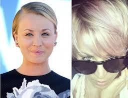 sweeting kaley cuoco new haircut kaley cuoco sweeting debuts new pretty in pink hairstyle