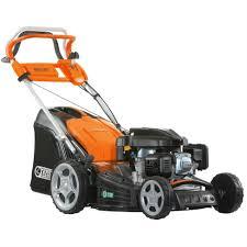 oleo mac g53 tk allroad plus 4 self propelled lawn mower