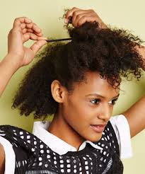 cute hairstyles for nappy hairstyles