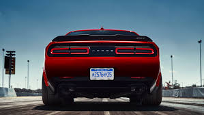 widebody hellcat destroyer grey 2018 dodge challenger srt demon review top speed