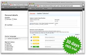 alumni database software inkpot student management software