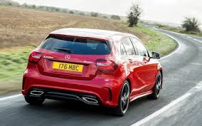 mercedes a class mercedes a class review better than a bmw 1 series