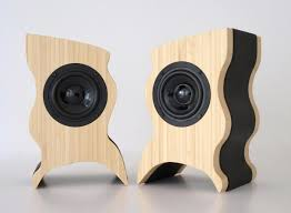 cool looking speakers talisman active wood speakers by serene audio quality and freshness