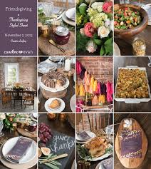 friendsgiving a thanksgiving dinner styled shoot and recipes