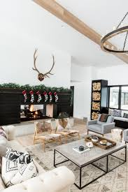 Emerald Green Home Decor by A Very Mountain Home Christmas U2014 Studio Mcgee