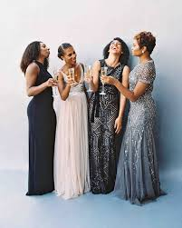 bridesmaids dress 12 new for dressing your bridesmaids martha stewart weddings
