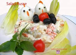 russe en cuisine salad russe hadias lebanese cuisine
