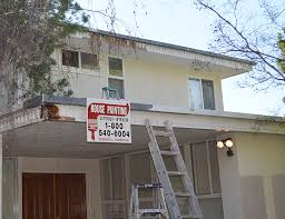 Exterior House Painting Preparation - north hollywood painting contractors house painting inc
