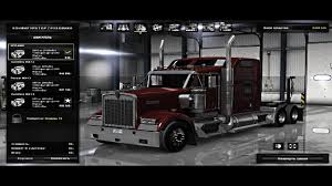 kenworth truck engines ats engines 2000hp american truck simulator mods ats mods