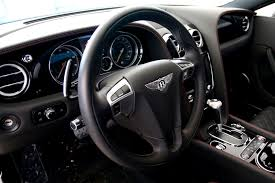 bentley steering wheel 2017 bentley continental gt v8 stock p061175 for sale near