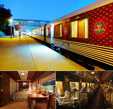 Maharaja Express Train Maharaja Express Indian Splendor Train Runs Its First Course Of