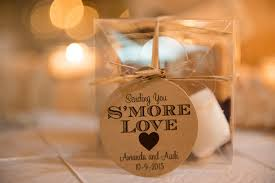 smores wedding favors fall favors your guests will today s