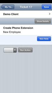 Iphone Help Desk by Web Help Desk Mobile On The App Store