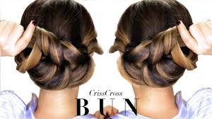 Easy Dressy Hairstyles For Long Hair by 3 Minute Elegant Bun Hairstyle Every Doesn U0027t Already Know