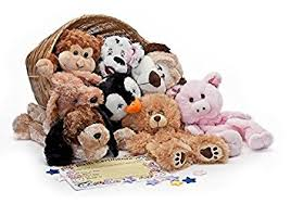 build a unstuffed unstuffed animal make a party kits toys